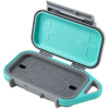 Pelican G40 Go Case - Slate with Teal Trim | SPECIAL PRICE IN CART -- PEL-GOG400-0000-GRY -Image