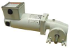 DC Gearmotor,90VDC, RPM 125,Right Angle -- 5CJD0 - Image