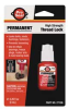 Threadlocker,Permanent,6mL,Red -- 3HHJ2