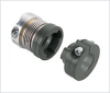 TOOLFLEX® Backlash-Free, Torsionally Stiff Metal Bellow-Type Axial Plug-In Coupling -- PI