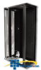 Hubbell Premise Networking Cabinet, Black -- H1N -- View Larger Image