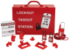 Safety & Security : Lockout Tagout Devices and Kits : Kits -- PSL-KT-PWRPX