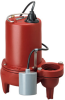 1 hp Submersible Sewage Pumps -- LE100-Series