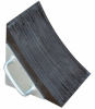 Laminated Rubber Wheel Chock -- PLS1355 - Image