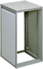 19-in. Mini-Rack Cabinet, Type 1 -- EMR12U6050 -- View Larger Image