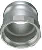 Aluminum Part A Male Adapters - Image