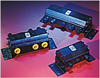 Rotary Gear Flow Dividers -- D Series