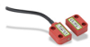 Coded Magnetic Safety Switch: non-contact, plastic housing -- MPC-114107