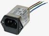 TE CONNECTIVITY / CORCOM - 10EGG8-1 - POWER ENTRY MODULE, 10A, 420UA -- 947076