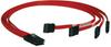 Internal SAS Cable, 4-Lane mini-SAS (SFF-8087) to 4xSatA 7pin, 18-in. (0.5M) -- S508-18N - Image