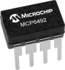 Operational Amplifier -- MCP6492 -Image
