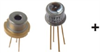 Fiber Optic Laser Diodes & Receivers -- View Larger Image