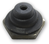 Gray Half Toggle Switch Boot 44282 -- 44282