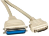 Enhanced Parallel Port Cable, Centronics 36 Male/MDR36 Male, 20-ft. (6.0-m) -- EQN204-0020 - Image