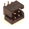 Rectangular Connectors - Headers, Male Pins -- 0878320410-ND -Image