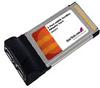 Startech 2Port CardBus eSATA Laptop Controller Adapter Card -- CBESAT2 - Image