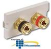Hubbell Infin-e-Station Module - Screw Terminal Speaker.. -- IMSP1OW