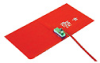 Hazardous-Rated Silicone Heating Blanket, 12x12 Size, 240 Volt, 360 Watt, T4A Rated -- GO-36003-43