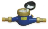 Flowmeter, Pulse, 22 GPM, 3/4 In. -- 3FKP4
