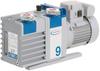 Two-stage, High Flow-Rate Rotary Vane Vacuum Pump -- RZ 9