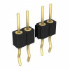Rectangular Connectors - Headers, Male Pins -- 350-10-142-01-666101-ND -Image