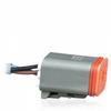 Deutsch connector DT 6-pole Cable Set -- L1FD.0.B - Image