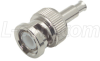 50 Ohm BNC Crimp Plug for RG174 Cable -- BAC836B-74