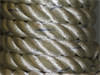 STARLINE® PREMIUM CO-POLYMER COMBINATION ROPE 3 STRAND TWISTED -- 790280-WLC-00600-07013