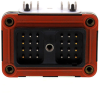 Board Mount Connector - DRC Series -- DRC13-24PA-G002 - Image