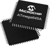 Microcontrollers, mTouch -- ATmega645A