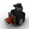 2-Speed Spindle Gearbox -- MSD