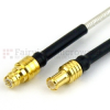 SMP Female to MCX Male Cable SF-085 Coax -- SCA79086 -Image