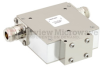 High Power Isolator N Female With 20 dB Isolation From 1.7 GHz to 2.2 GHz Rated to 50 Watts -- FMIR1003 -Image