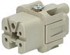 Connector insert ILME CKF-04 - Image