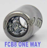 FCB8 One Way Needle Bearing/Clutch 8x14x20 Miniature -- Kit8655
