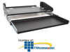 ICC LCD Monitor Shelf with Sliding Keyboard Tray -- ICCMSRKLST