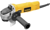 "4-1/2"" Small Angle Grinder with One-Touch™ Guard -- DWE4011"