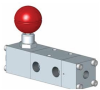 Pilot Operated Reverse Latch Lock Manual Reset Spool Valve -- View Larger Image