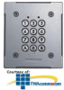 Aiphone Access Control Flush Mount Keypad -- AC10F -- View Larger Image