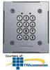 Aiphone Access Control Flush Mount Keypad -- AC10F