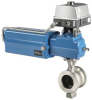 Neles® V-port Segment Valve For Control Applications -- R Series
