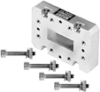 Waveguide Flange Adapter -- C166A - Image