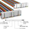Rectangular Cable Assemblies -- H3CCH-2636M-ND -Image
