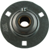 Oil Cup Center Flange Mounted Bearing -- CBH16K