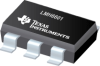 LMH6601 250 MHz, 2.4V CMOS Operational Amplifier with Shutdown -- LMH6601MGX/NOPB -Image