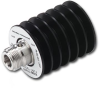 1427 Coaxial Termination (Type N, DC-10 GHz, 25 W) -- 1427-2 -- View Larger Image