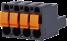 Spring Clamp Pluggable Terminal Blocks -- ASP145