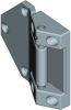 180 Adjustable hinge -- 1054-U39 - Image