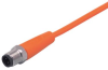 Connecting cable with plug -- EVT071 -Image