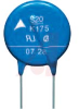 Varistor, Circuit Protection;11Vrms;36V;2000A;Metal Oxide;23000pF;Wire;0.2W;25ns -- 70102312